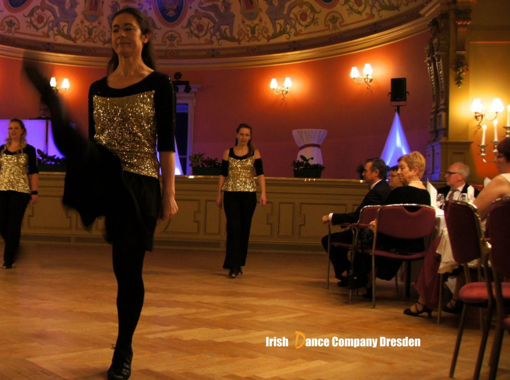 Irish Dance Company Dresden