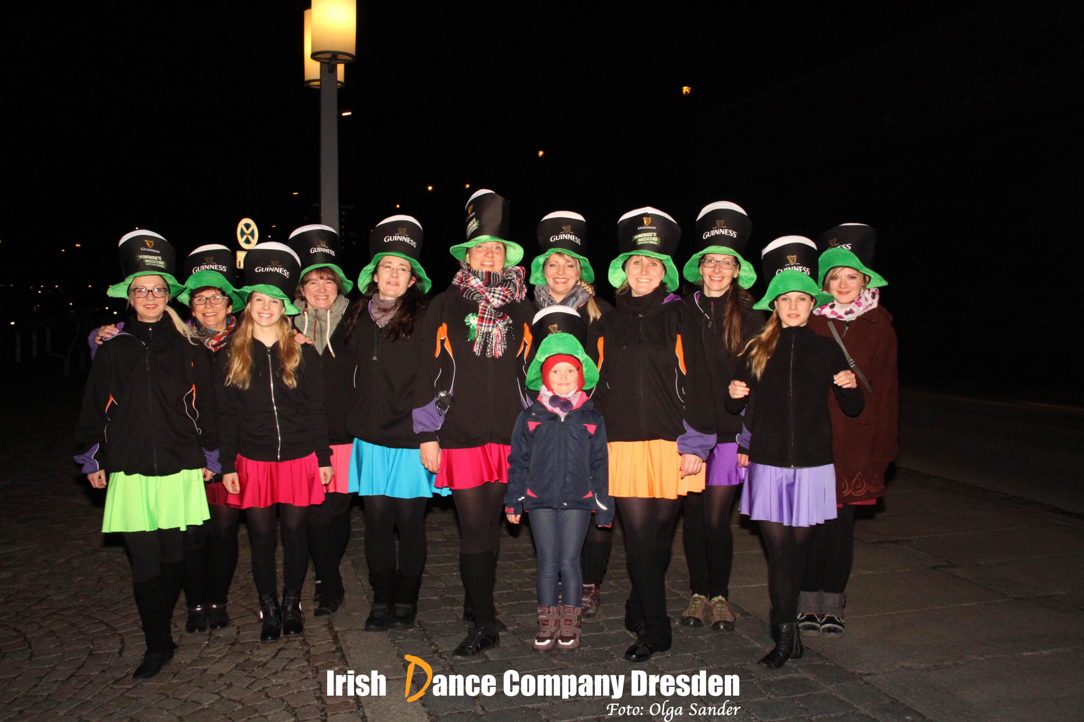 Irish Dance in Dresden