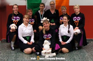 Irish Dance Company Dresden in Bonn