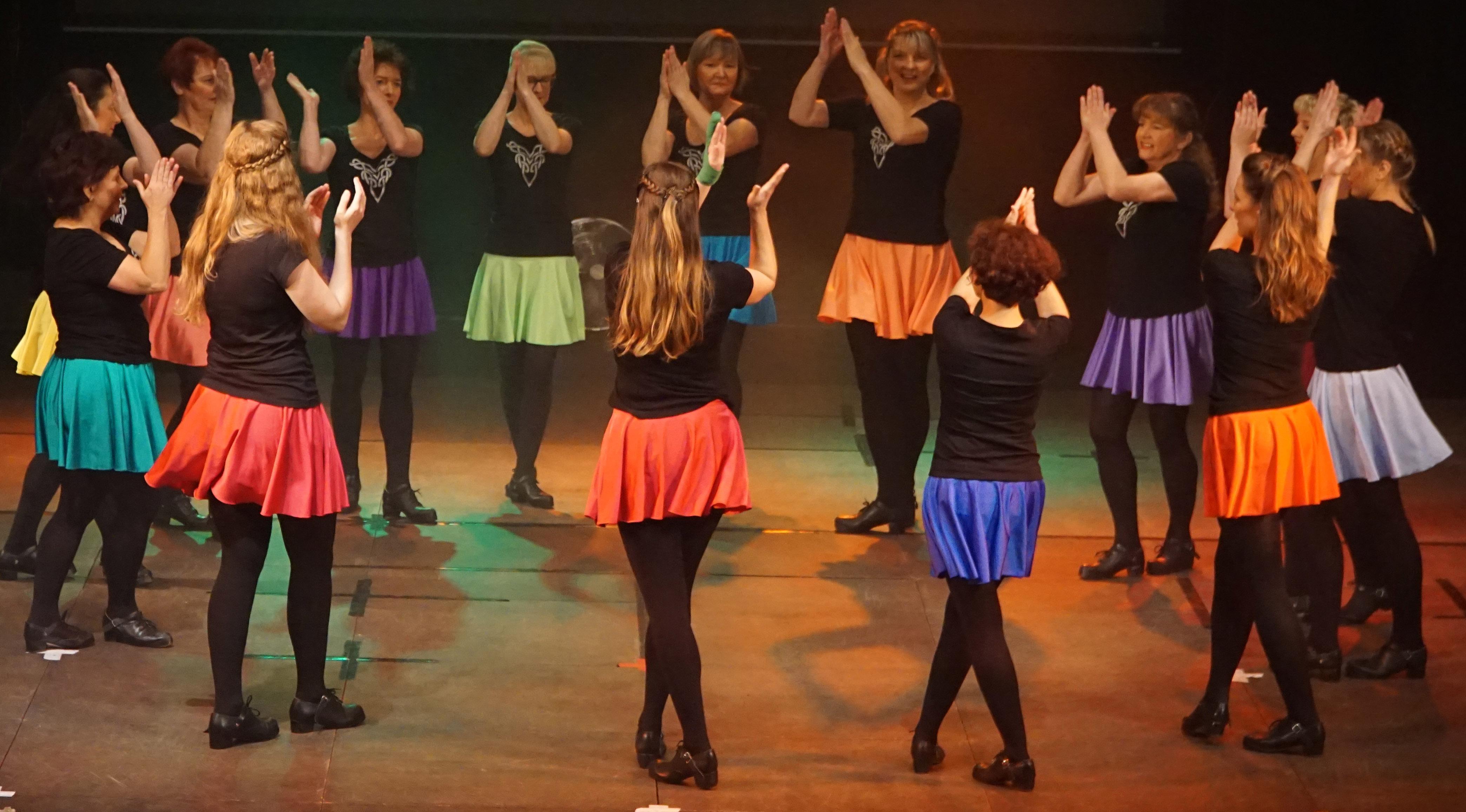 Irish Dance Company Dresden